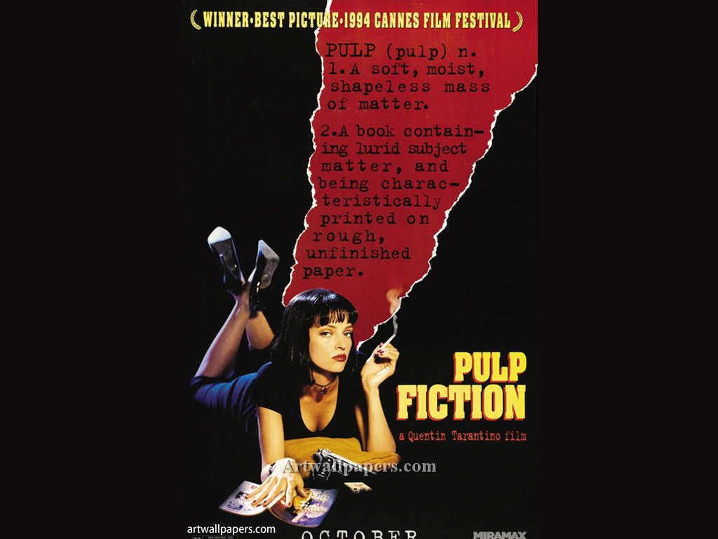 Pulp Fiction Wallpaper (8900013)