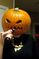 Pumpkin Head - halloween photo