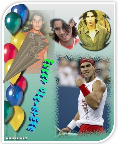 Rafa Nadal and Christmas