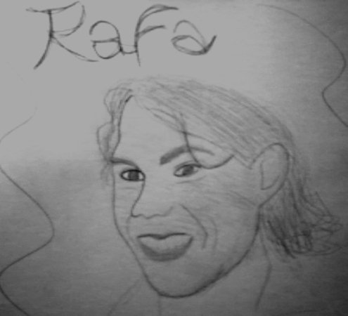 Rafa Nadal picture from Iva