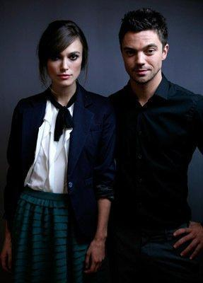 Keira Knightley and Dominic Cooper