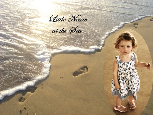 Renesmee Cullen - Nessie at the Sea