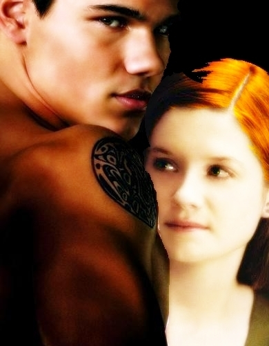 Renesmee and Jacob - jacob-black-and-renesmee-cullen Photo