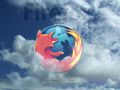 Right here, right now - firefox wallpaper
