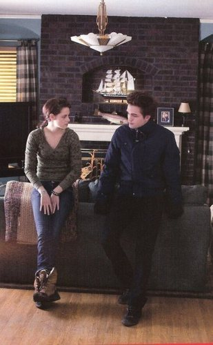 Rob & Kristen Twilight 写真