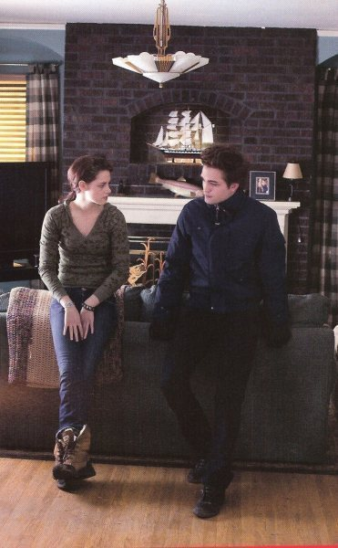 Rob & Kristen Twilight fotografia