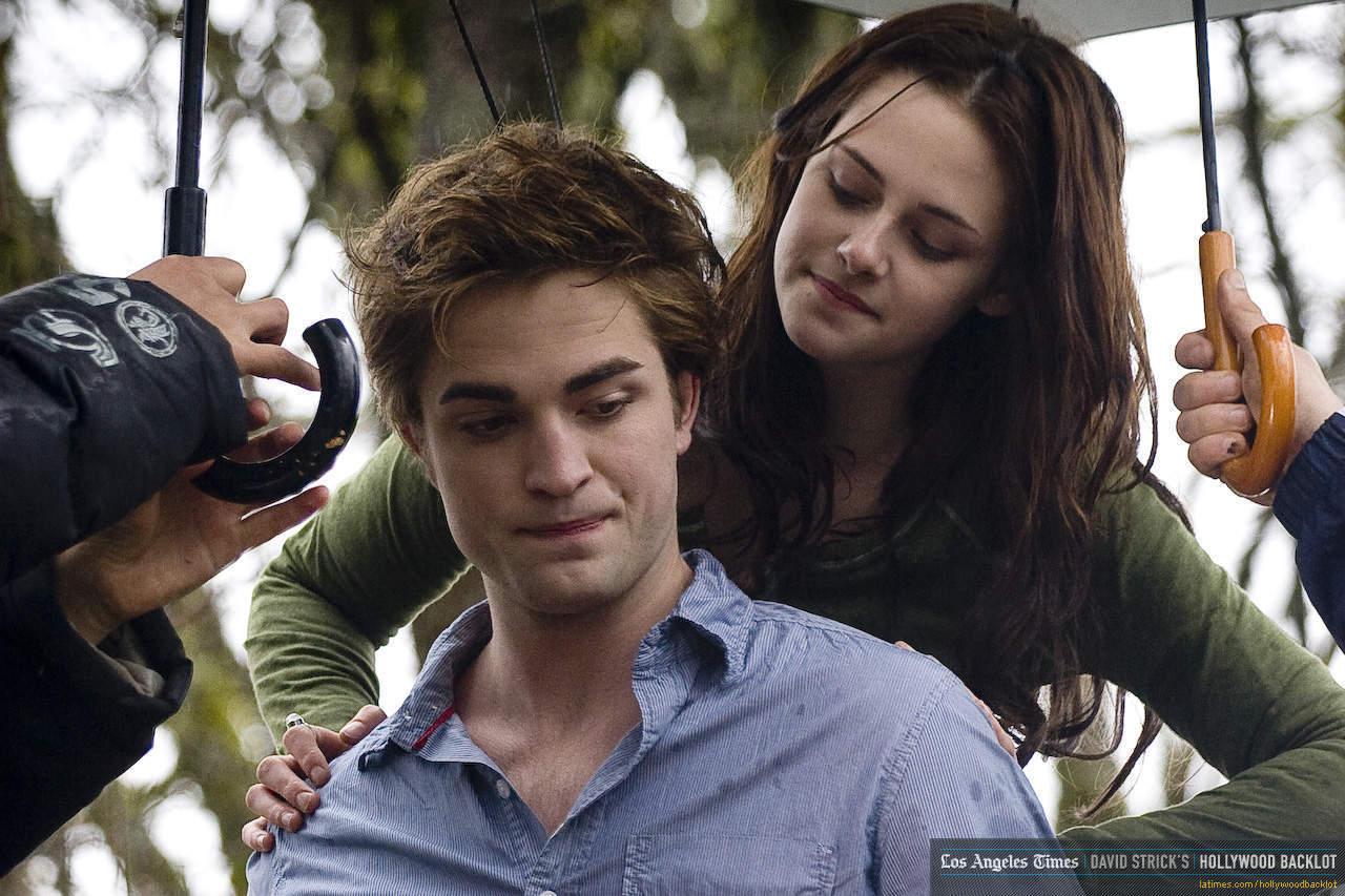 Robert & Kristen Twilight set