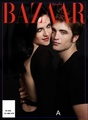 Robert Pattinson and Kristen Stewart - Harper's Bazaar Outtakes!!! - twilight-series photo