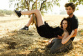 Robert Pattinson and Kristen Stewart - Vanity Fair photoshoot - twilight-series photo