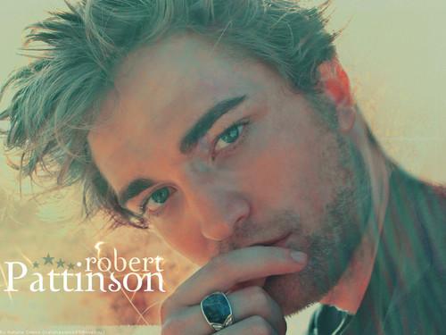 Robert Pattinson and Kristen Stewart - Vanity Fair photoshoot