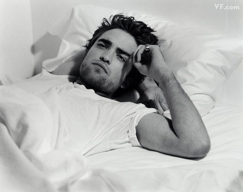 Robert Pattinson's VF Photoshoot! - robert-pattinson Photo