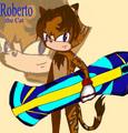 Roberto the Cat