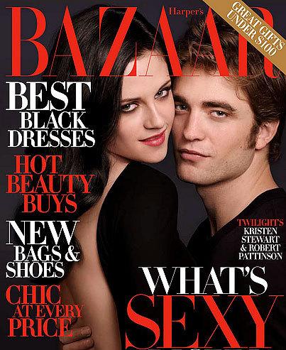 Robsten 'Harper's Bazaar' Outtakes