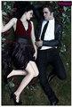 Robsten 'Harper's Bazaar' Outtakes - twilight-series photo