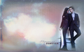 robert-pattinson-and-kristen-stewart - Robsten  wallpaper