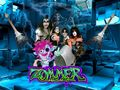 Rockin Zommer - moshi-monsters wallpaper