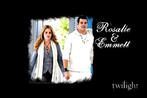 Rose and Emmett