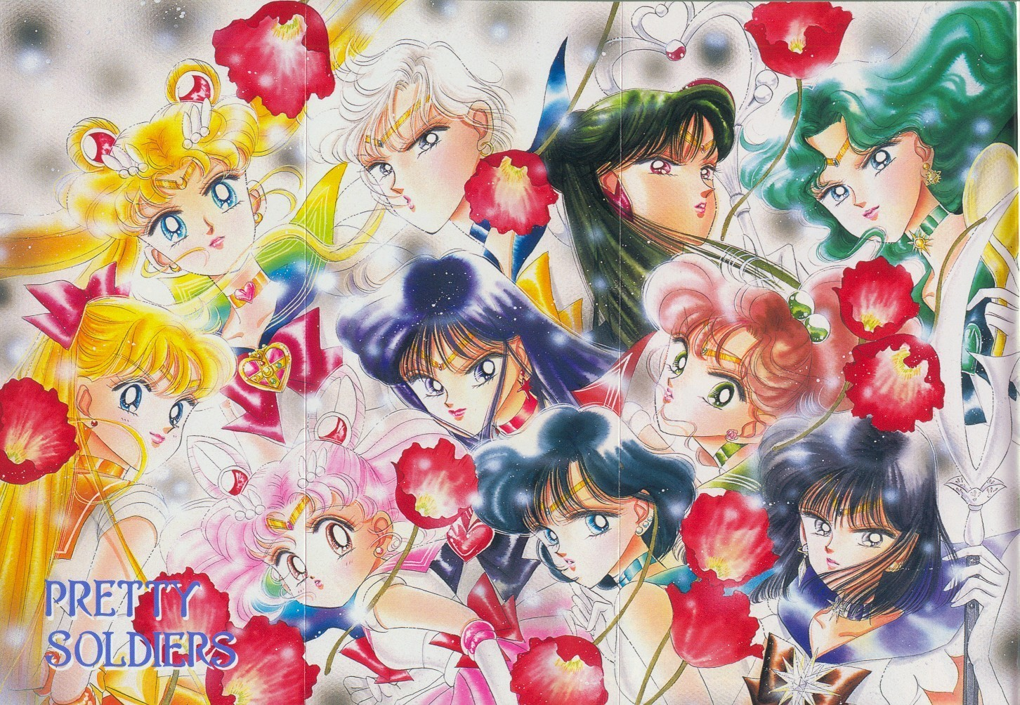 Sailor moon hentai doujins