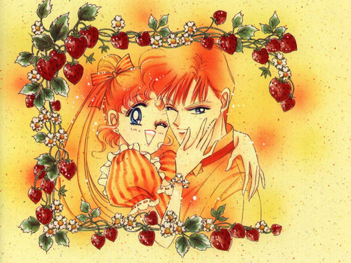 Сейлор Мун Обои possibly with Аниме titled Sailor Moon Artbook