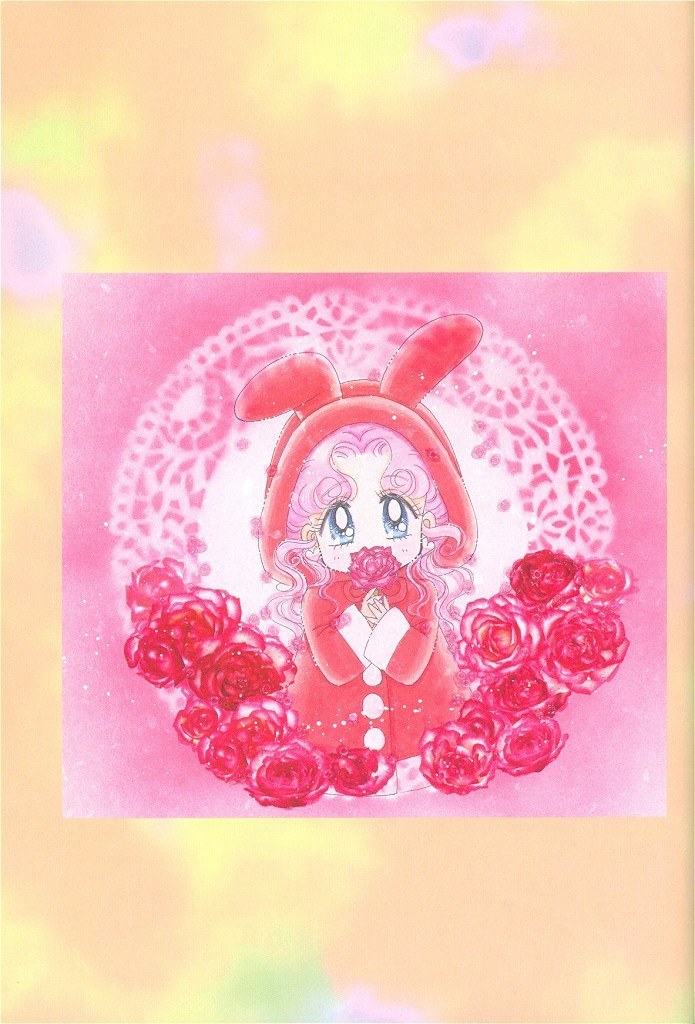 Sailor Moon Sailor Stars Artbook