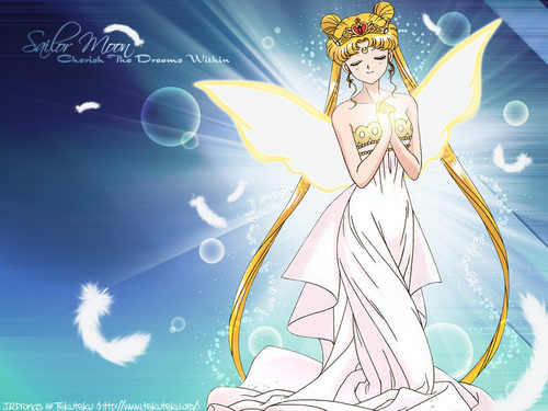 Sailor Moon Hintergrund containing Anime entitled Sailor Moon
