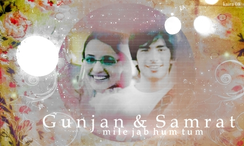 Samrat n Gunjan wallpaper entitled SanJan Fan Art