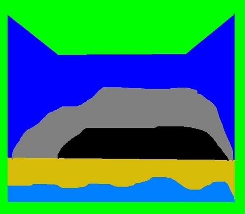 Scarstar's sandclan symbol