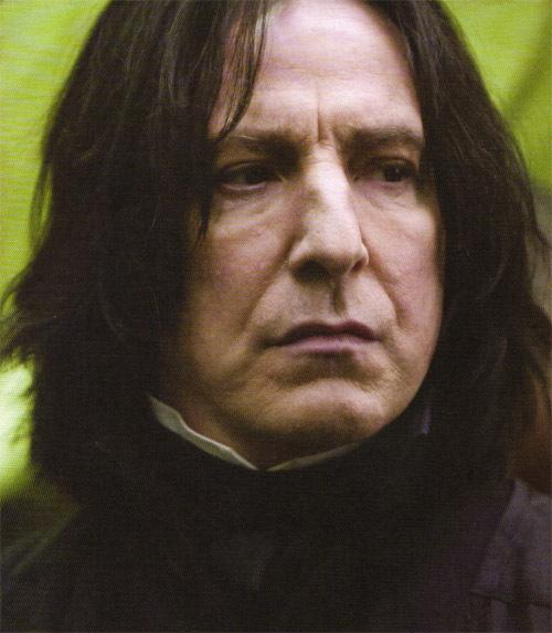 Severus Snape - Severus Snape Photo (8915451) - Fanpop Halfbloodprince