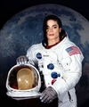 Space Mike - michael-jackson photo
