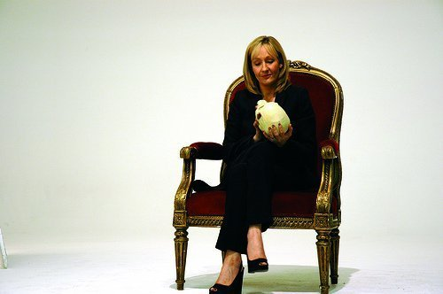 j.k.rowling wallpaper with a takhta titled Stephen Fry, 2007