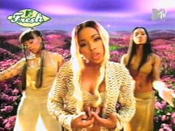 TLC UNPRETTY  video