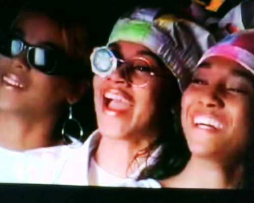 TLC in HAT 2 DA BACK video