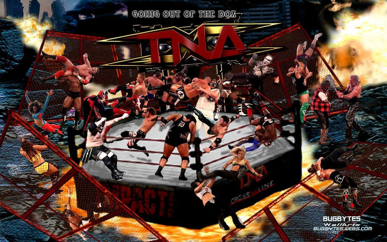 TNA Out Of The Box by bugbytes WallArts