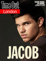Taylor in Time Out London Magazine