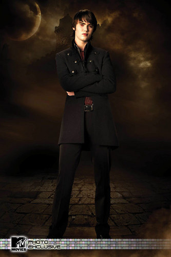 Twilight characters wallpaper containing a business suit, a suit, and a well dressed person entitled The Volturi
