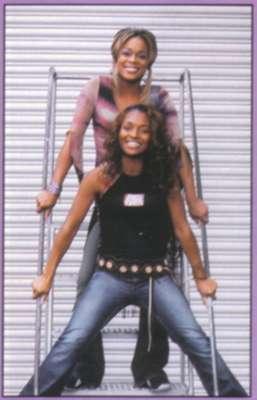 Tionne and Rozanda