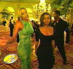 Tionne and lisa