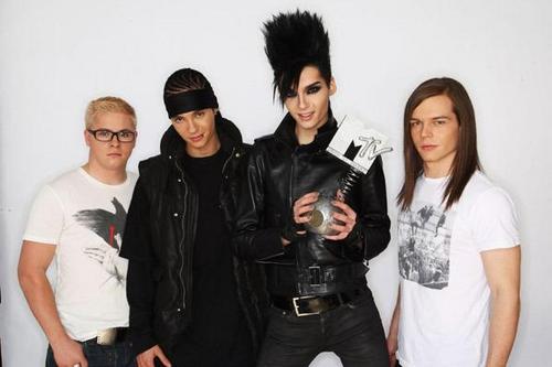 Tokio Hotel: Best Group.EMAs <3