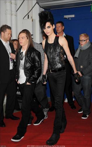 Tokio Hotel: EMAs (2009) <3