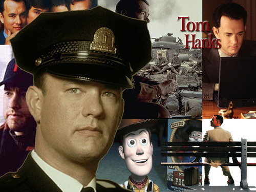 Tom Hanks দেওয়ালপত্র with a business suit called Tom Hanks / চলচ্চিত্র দেওয়ালপত্র