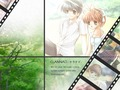 Tomoya x Nagisa - clannad wallpaper