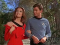 Tonia Barrows and McCoy - star-trek-couples screencap