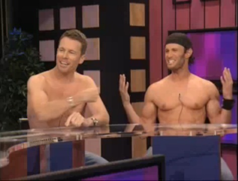 Topless Roundtable - josh-wolf Screencap