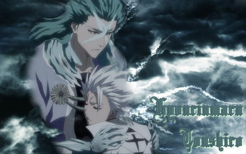 Toushirou&Hyourinmaru