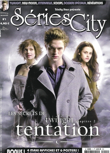 Twilight series city tentation