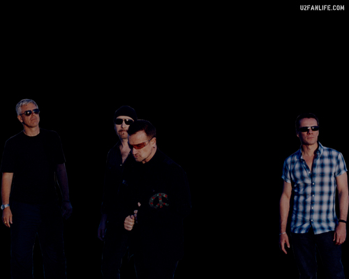 U2 wallpaper entitled U2 Wallpapers