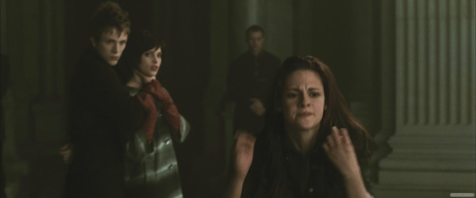 Volturi scene