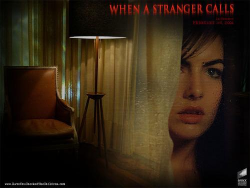 When a stranger calls CB#2