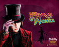 Willy Wonka - johnny-depps-movie-characters wallpaper