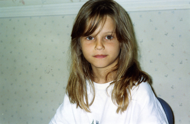 Dianna Agron child